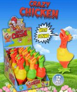CRAZY CHICKEN 10g Balenie:12ks x 12display